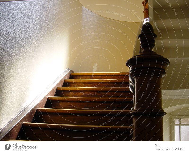 Treppenaufgang 2 Haus Holz Architektur
