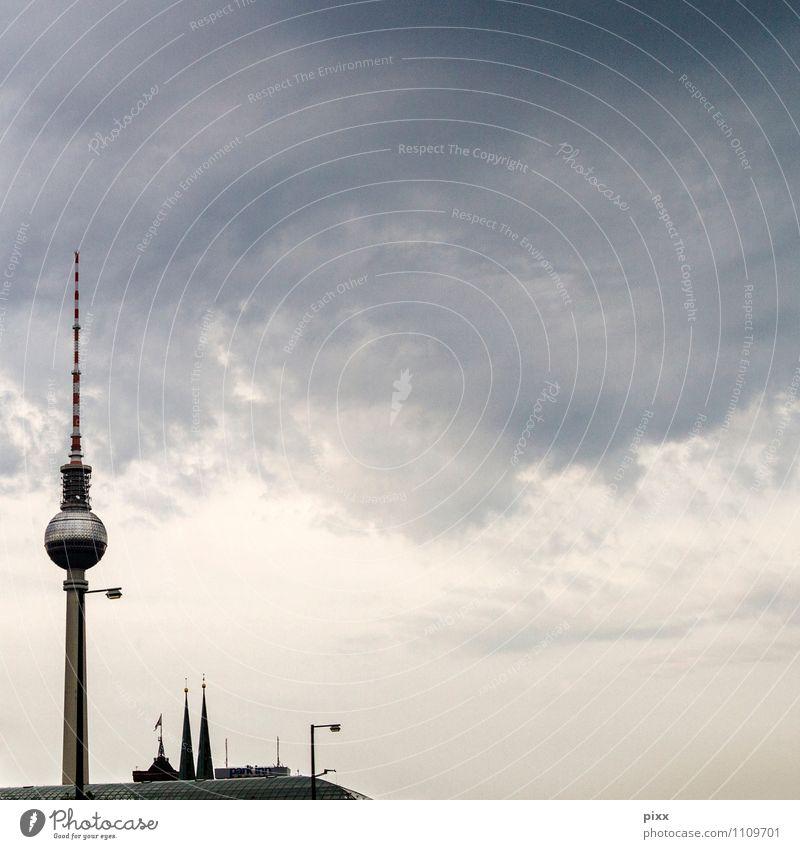 368m Stil Tourismus Freiheit Sightseeing Städtereise Fernseher Radiogerät Technik & Technologie Telekommunikation Architektur Landschaft Gewitterwolken