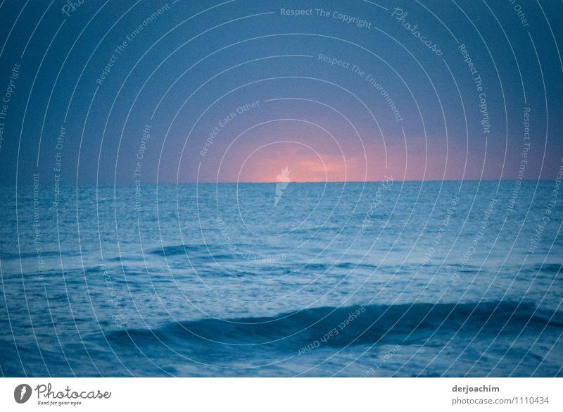 """( 200 ) 05:31 """" Guten Morgen """" Himmel blau schön Sommer Wasser Sonne Meer ruhig Freude Umwelt außergewöhnlich Freizeit & Hobby leuchten fantastisch Lächeln"""
