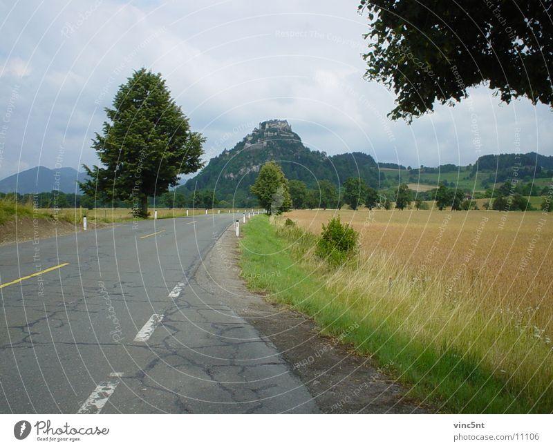 Hochosterwitz Berge u. Gebirge historisch Österreich Festung Mittelalter