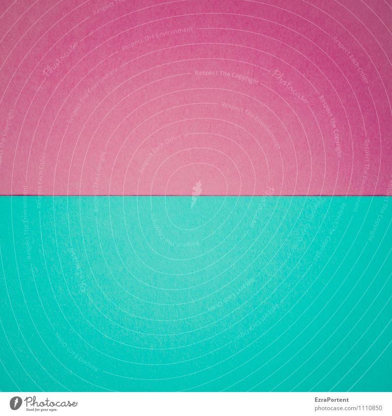 V | T Farbe Linie Design Papier Grafik u. Illustration violett graphisch türkis zusammenpassen Grafische Darstellung