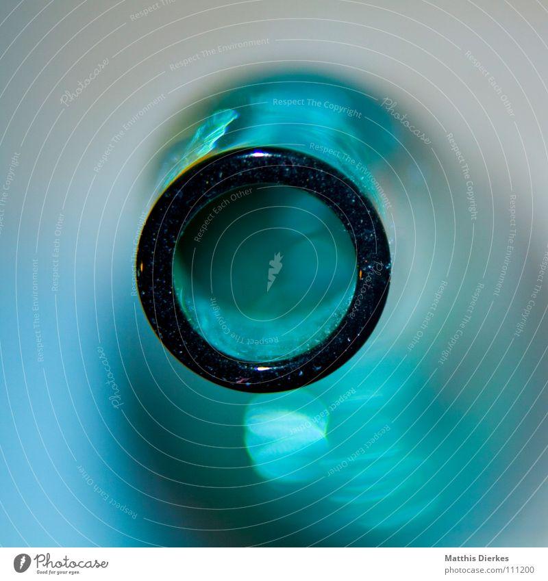 flasche schön grün blau rund Dekoration & Verzierung geheimnisvoll Innenarchitektur Mitte Schmuck obskur Möbel Flasche Wohnzimmer Alkohol Loch