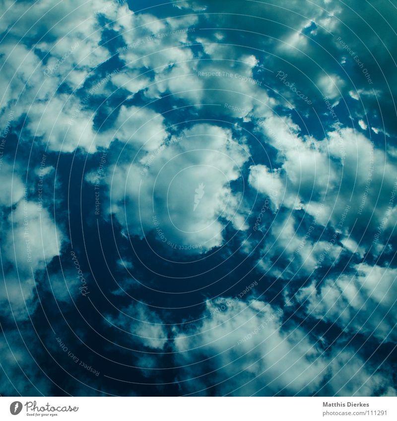 the great gig in the sky schön Himmel grün blau Sommer Wolken dunkel Herbst Traurigkeit Denken Regen Stimmung Angst Hintergrundbild Wetter Zeit