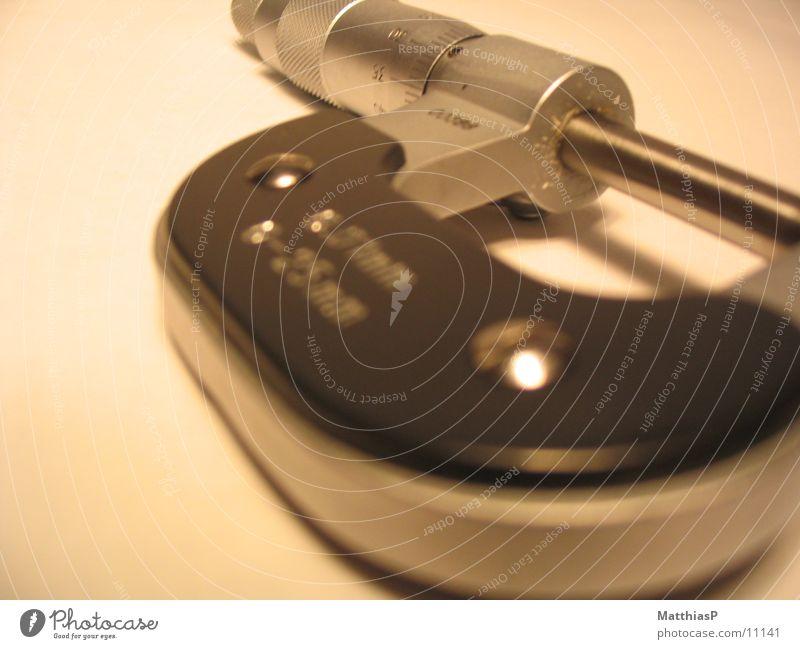 Micrometer Technik & Technologie Mikrofon Musikinstrument Meter Elektrisches Gerät Millimeter schätzen