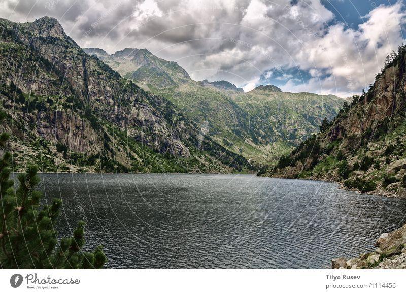 Einbalsamierung von Cavallern schön Berge u. Gebirge Umwelt Natur Landschaft Himmel Wolken Felsen Fluss Ferien & Urlaub & Reisen Kristalle Europa fließen