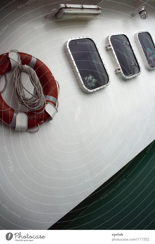 Sicherheitsgewährleistung auf Seereisen jetzt auch für Spanner Wasser Ferien & Urlaub & Reisen weiß grün Meer Fenster Wand Lampe Wasserfahrzeug Wind Verkehr