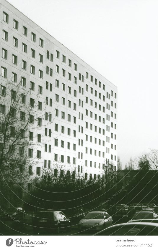ghettolive Architektur Hochhaus Ghetto