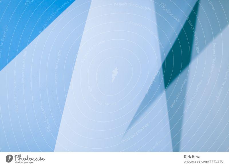 überlagert blau Architektur Stil Gebäude grau außergewöhnlich Linie Design elegant ästhetisch Ecke einfach einzigartig Zeichen Grafik u. Illustration Pfeil