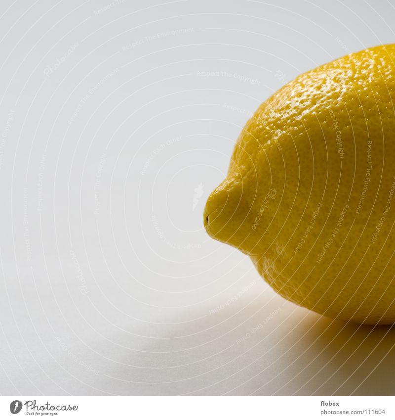 Stummelschwänzchen II Zitrone zitronengelb Zitrusfrüchte Fruchtfleisch Natur Vitamin C Gesundheit frisch Saft rund Hälfte Sommer Cocktail Erfrischung