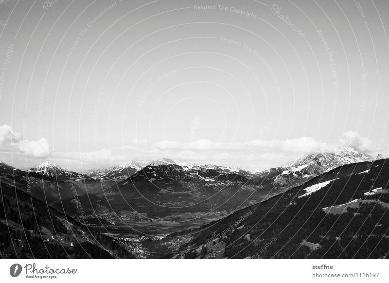 Around the World: Alpen Around the world Ferien & Urlaub & Reisen Reisefotografie Tourismus Landschaft Stadt Skyline steffne