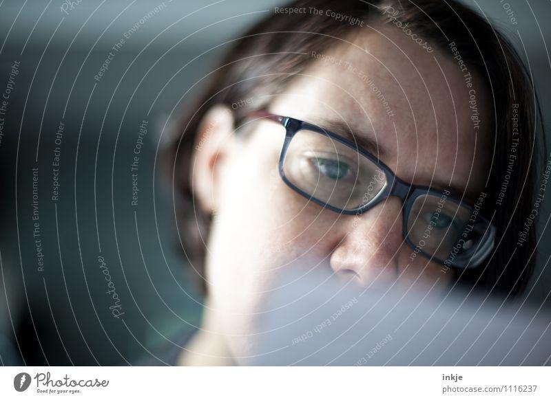 Willkommen bei den FAQ Mensch Frau Erwachsene Gesicht Leben Gefühle Stil Lifestyle Arbeit & Erwerbstätigkeit Freizeit & Hobby Business Studium lernen Brille lesen Bildung