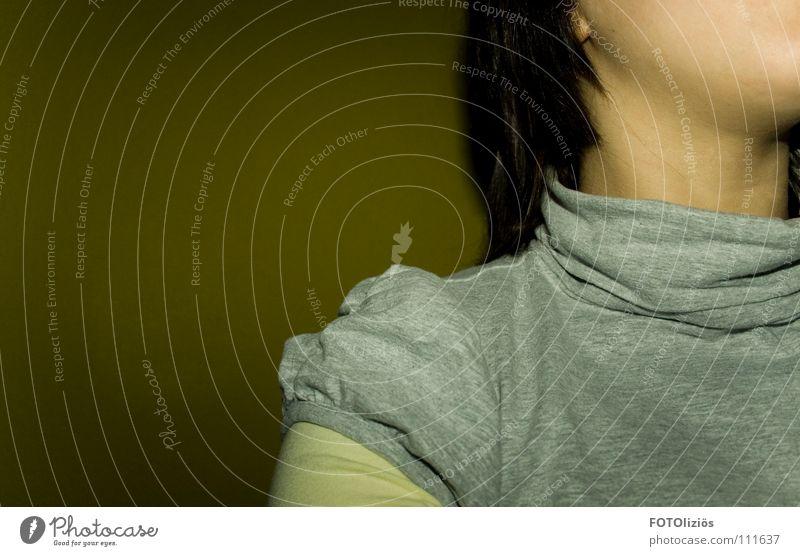 puf-puf ärmelchen Mensch grün Gesicht gelb Farbe dunkel Haare & Frisuren grau Bekleidung T-Shirt Pullover Sammlung Wange Hals beige