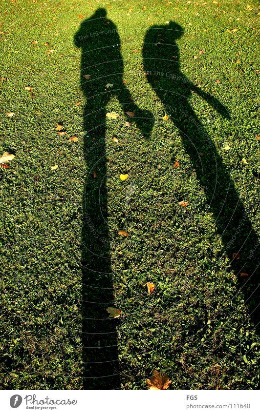 Kung Fu Fitghting #2 Mensch grün schön Sonne Freude Blatt Wiese Herbst Wärme Gras lustig Feste & Feiern Wetter gehen Geschwindigkeit