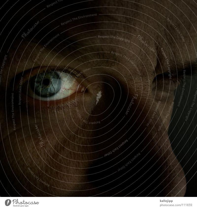 räumungsverkauf I Mensch Mann Hand blau Auge Leben Haare & Frisuren Haut Bart Lebewesen Falte Sinnesorgane Sommersprossen Wimpern Augenbraue Linse