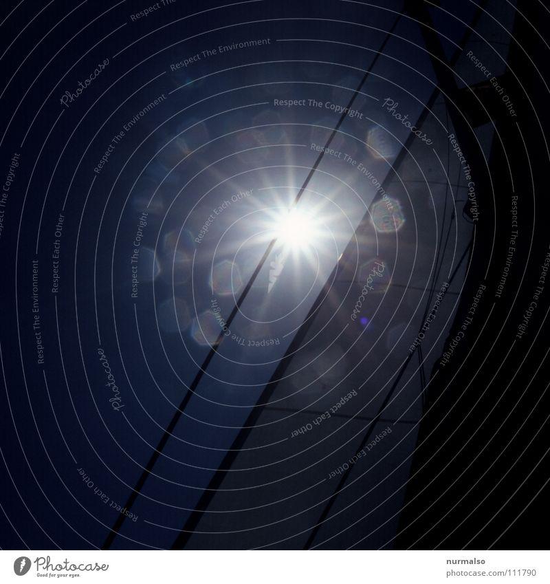 fremder Stern Wasser Himmel Sonne Meer Sommer dunkel Berge u. Gebirge Wasserfahrzeug Erde Wassertropfen rund Vergänglichkeit Punkt drehen Sonnenbrille