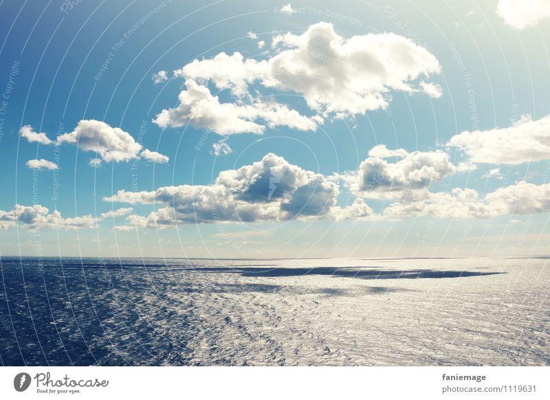 grand belvédère Himmel Natur blau weiß Wasser Meer Landschaft Wolken Umwelt Küste Horizont Luft Schönes Wetter einzigartig Urelemente Unendlichkeit