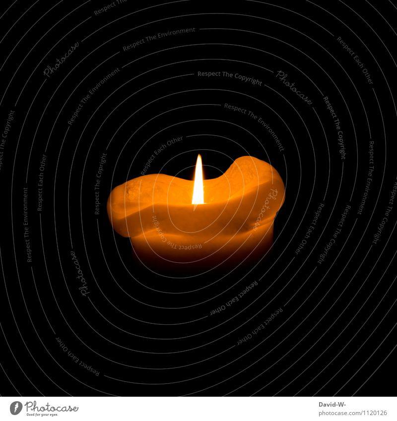 Candle Weihnachten & Advent Erholung ruhig Leben Tod Glück Feste & Feiern Stimmung Geburtstag Warmherzigkeit Romantik Trauer Kerze Veranstaltung Restaurant