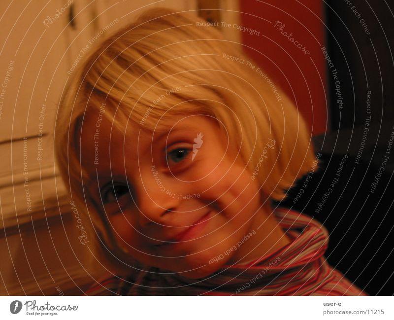 Marla1 Kind lachen Gesichtsausdruck