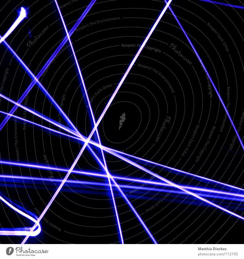 lichtspiel IV Linie Hintergrundbild Netzwerk Internet Strahlung Geometrie Lichtspiel graphisch Vernetzung Laser Lichtstrahl Leuchtspur netzartig