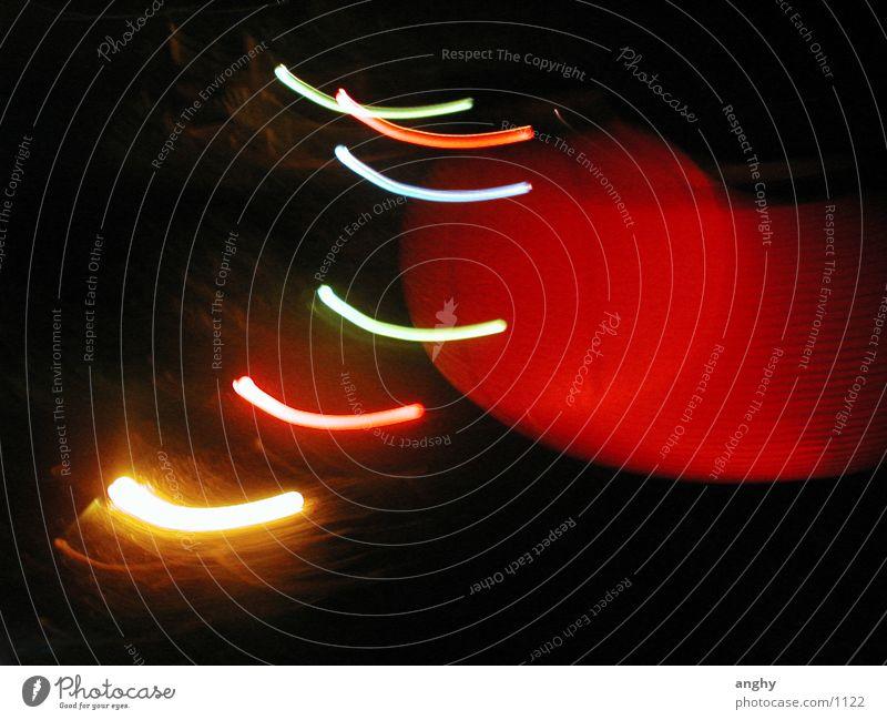 Lampion rot Bewegung Freizeit & Hobby