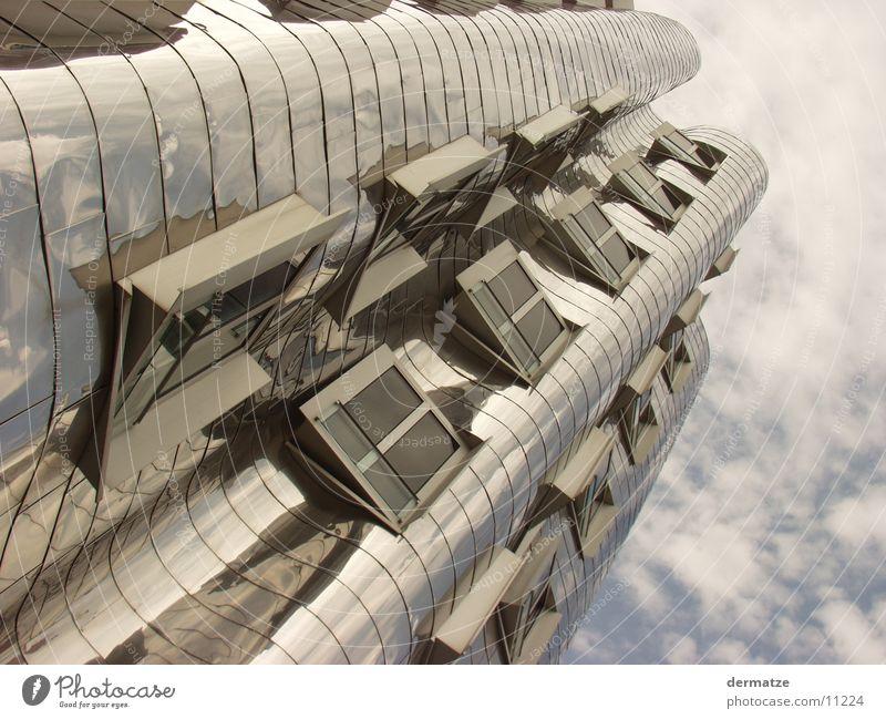 Spiegelkabinett Fenster Gebäude Architektur