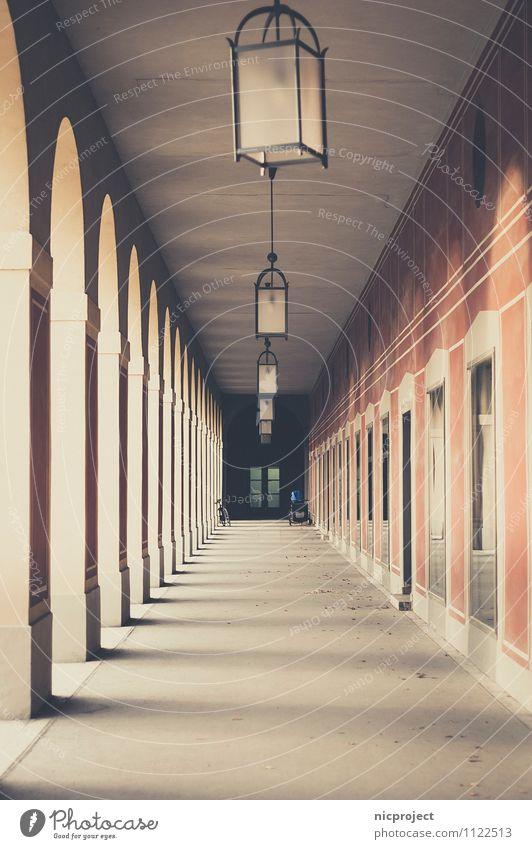 Fluch #01 Architektur Gebäude Fassade München Symmetrie 2012