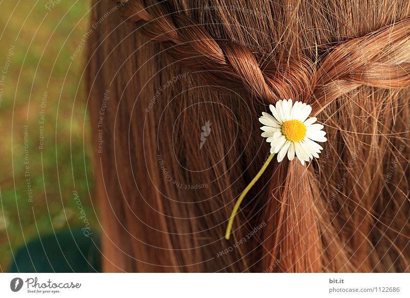 Flower... Natur Ferien & Urlaub & Reisen Jugendliche Sommer Erholung Blume Gesunde Ernährung ruhig Freude Mädchen Blüte Frühling feminin Gesundheit Glück