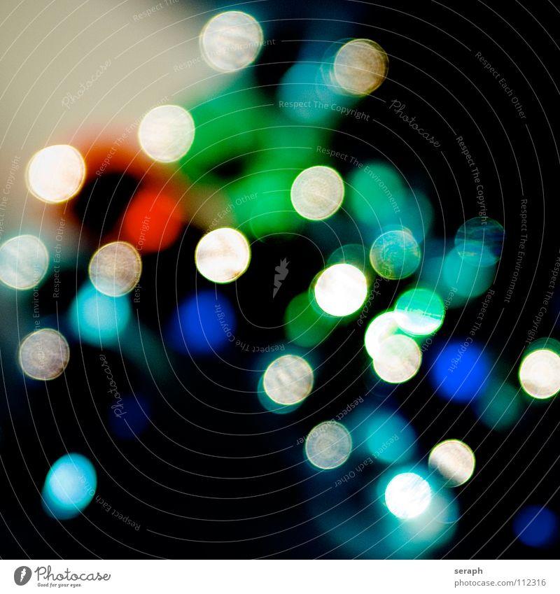 Spots Farbe Beleuchtung Hintergrundbild Kunst glänzend leuchten Kreis weich Punkt erleuchten Fleck gepunktet Farbfleck Lichtschein gefleckt