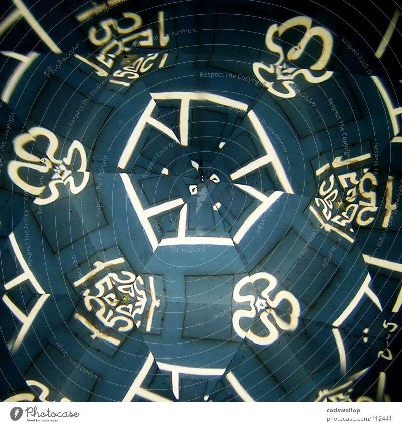 wasserflockchen Weihnachten & Advent Wasser Winter kalt Schnee Schilder & Markierungen jonglieren Hinweisschild graphisch Verzerrung Schwindelgefühl Mittelpunkt Kaleidoskop Spinning Drehpunkt