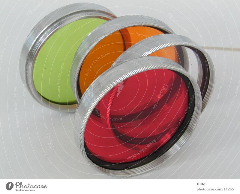 fotofilter Farbe Fotokamera Dinge Filter