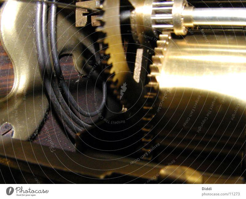 Uhrwerk Zeit Technik & Technologie Mechanik Elektrisches Gerät