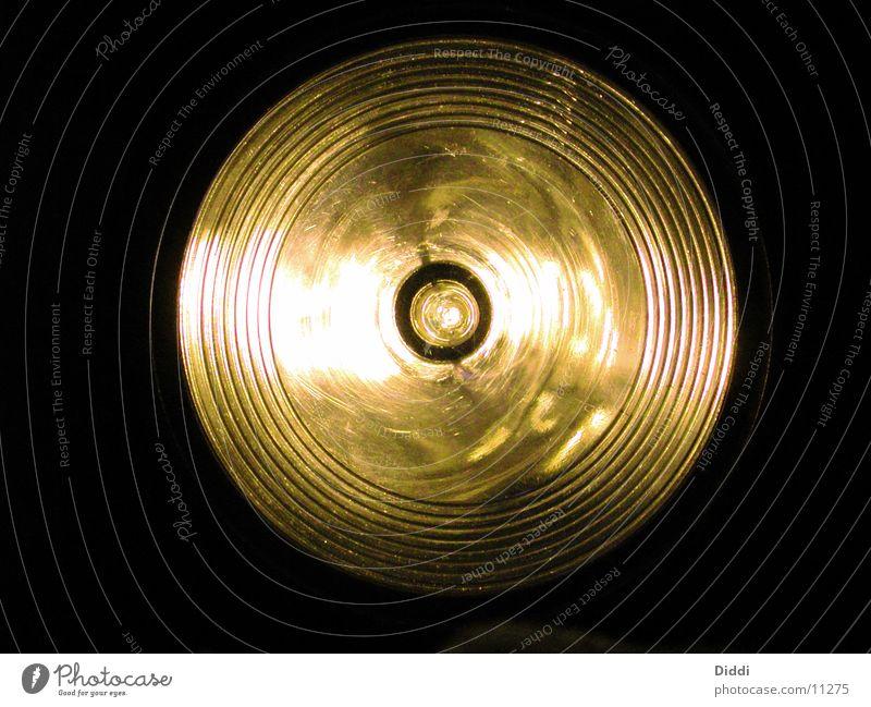 Taschenlampe Lampe Kreis Technik & Technologie rund Elektrisches Gerät