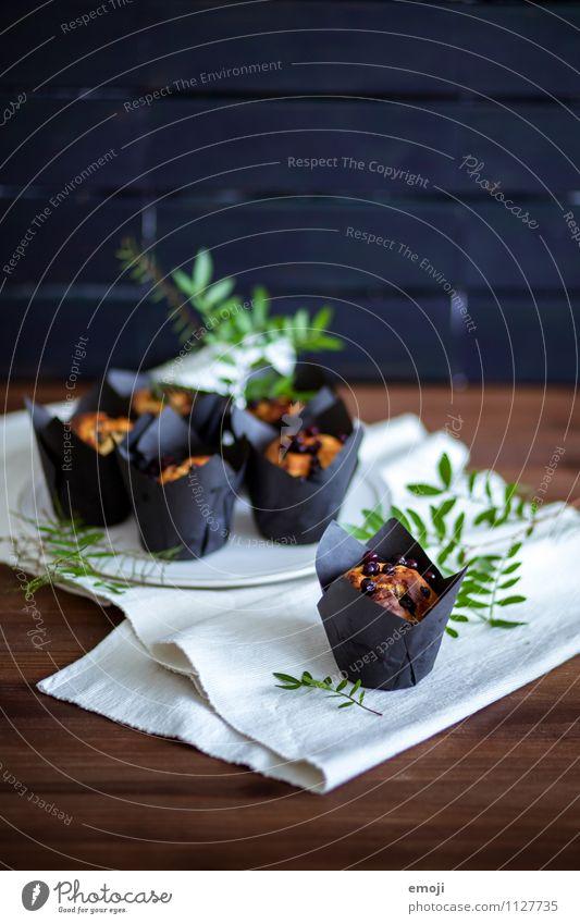 Frühlingsbote Kuchen Dessert Süßwaren Muffin Ernährung Picknick Fingerfood lecker süß Frühlingsfest Farbfoto Innenaufnahme Menschenleer Textfreiraum oben