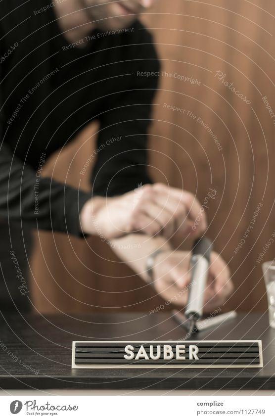 Tontechniker Mensch Mann Erwachsene sprechen Business Körper Erfolg Industrie Beruf Sitzung Wirtschaft Kontrolle Karriere Unternehmen Mikrofon Kapitalwirtschaft