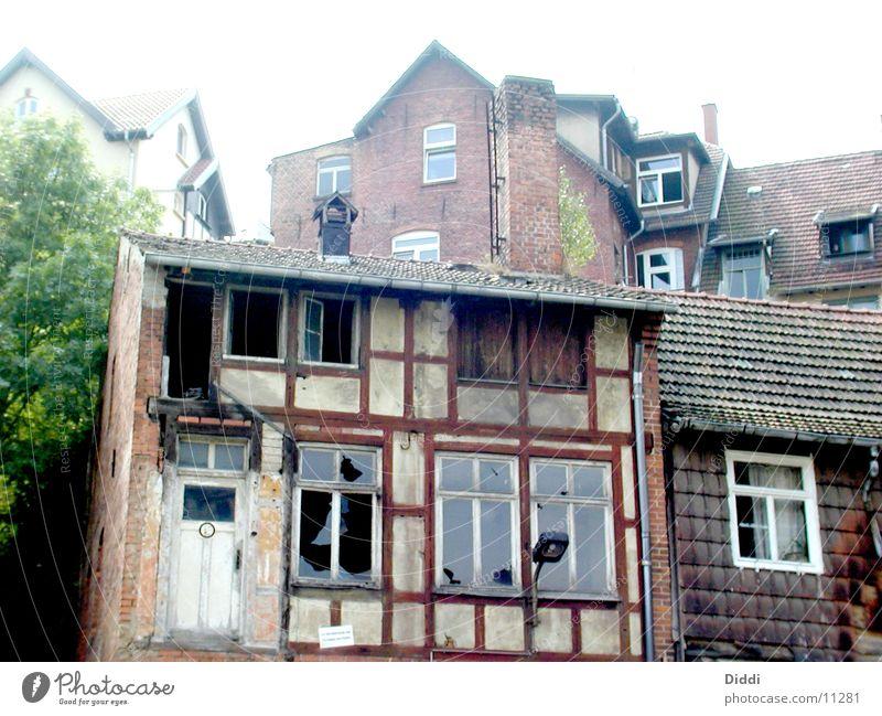 neues Heim Haus Fenster Architektur Wohnung Fassade