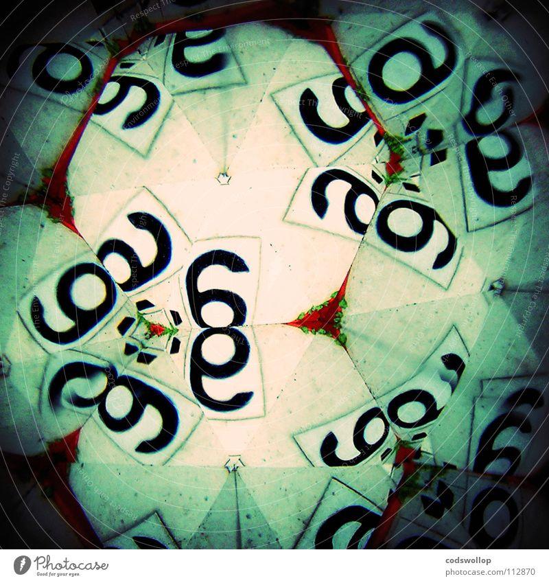 irrational nummer Ziffern & Zahlen Regenschirm Wissenschaften 6 Dezember Mathematik Formel Kaleidoskop 666