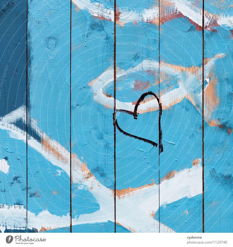 Fischliebhaber Lifestyle Maler Gemälde Zeichen Graffiti Herz ästhetisch Beratung Partnerschaft einzigartig erleben Farbe Gefühle Glück Idee Inspiration Leben