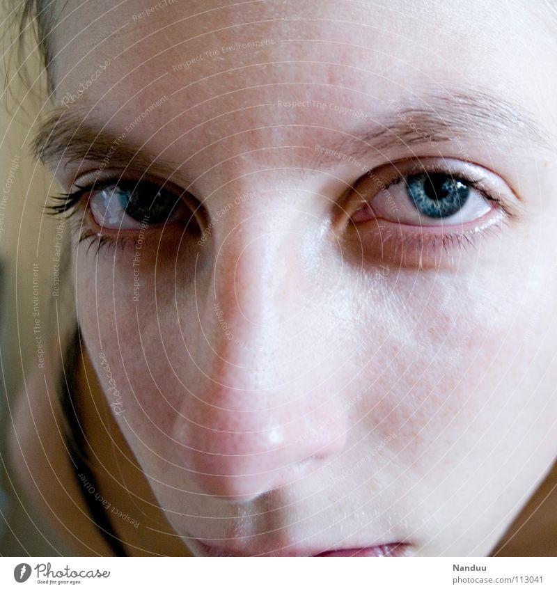 emotionaler Ausrutscher Auge Gefühle Traurigkeit Trauer Wut Konflikt & Streit Verzweiflung Sorge weinen skeptisch Ärger Frustration ernst Hass Hardcore sensibel