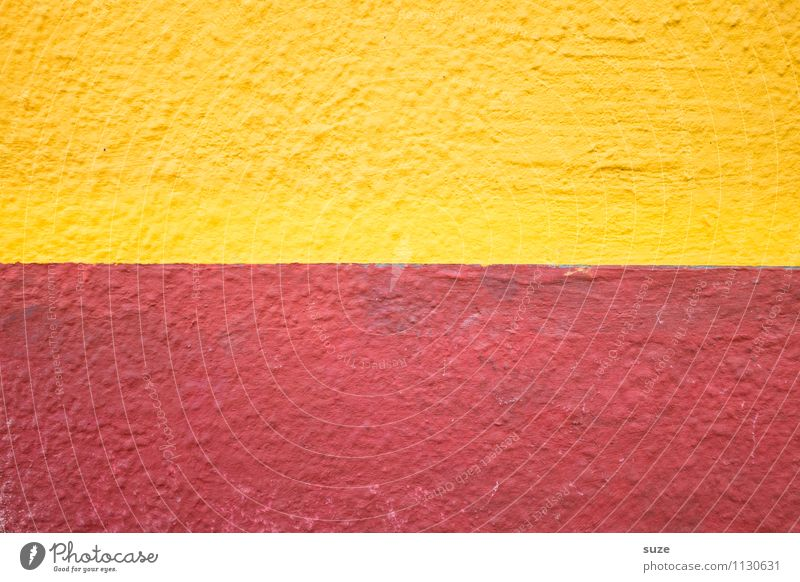 Urlaub am Roten Meer Farbe rot gelb Wand Stil Mauer Hintergrundbild Linie Kunst Fassade Design Ordnung einfach Streifen Zeichen Grafik u. Illustration