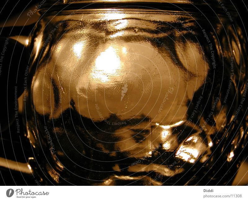 Henkelglas Glas Fototechnik Tragegriff