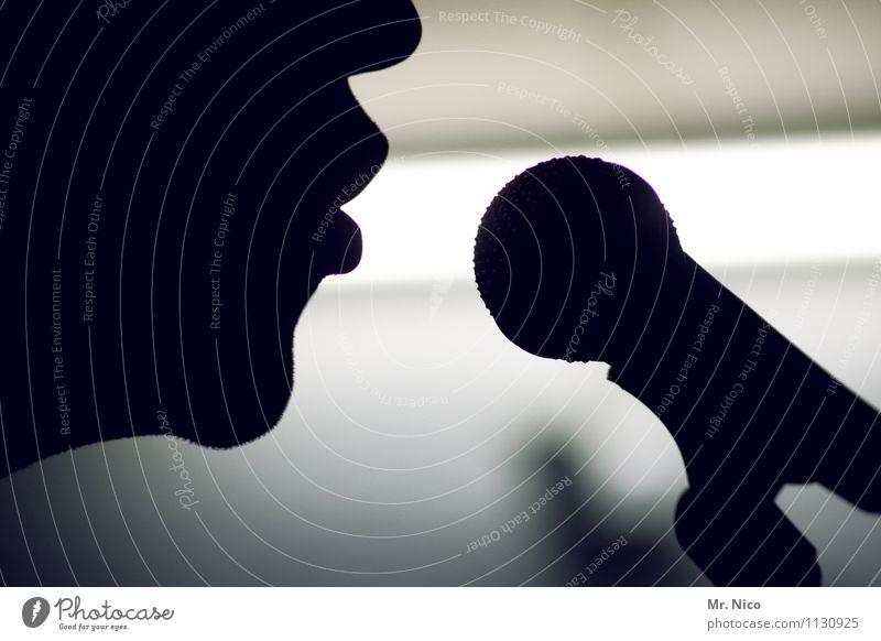 dsds Freizeit & Hobby Entertainment Veranstaltung Musik maskulin Mund Kunst Künstler Konzert Bühne Sänger Musiker Inspiration Popstar Mikrofon singen Lied