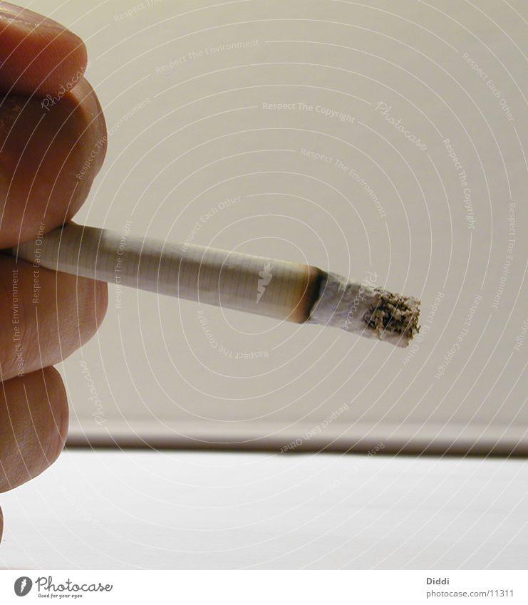 Raucher Mensch Zigarette Tabak