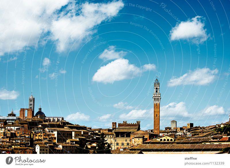 Around the World: Siena Around the world Ferien & Urlaub & Reisen Reisefotografie Tourismus Landschaft Stadt Skyline steffne