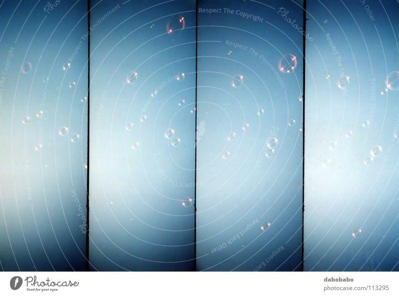 bubblebobble Himmel Wind Aktion Vergänglichkeit Lomografie