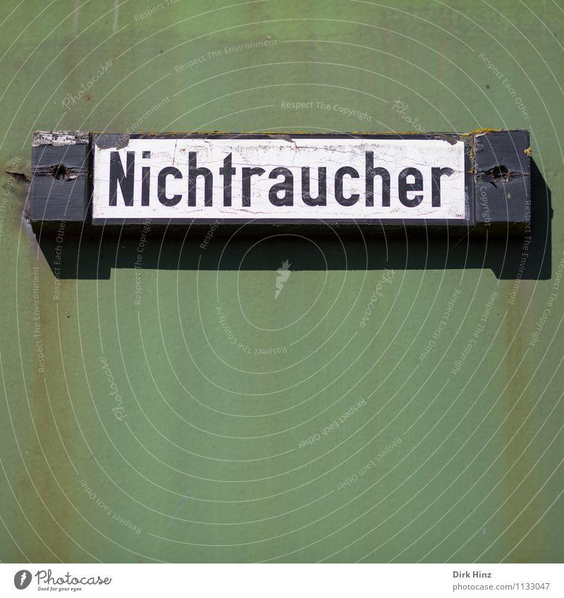 . Schriftzeichen Schilder & Markierungen Hinweisschild Warnschild grün schwarz weiß Akzeptanz Verantwortung vernünftig diszipliniert Gesellschaft (Soziologie)