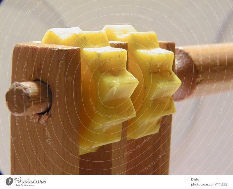 Ratsche Holz Dinge Klang