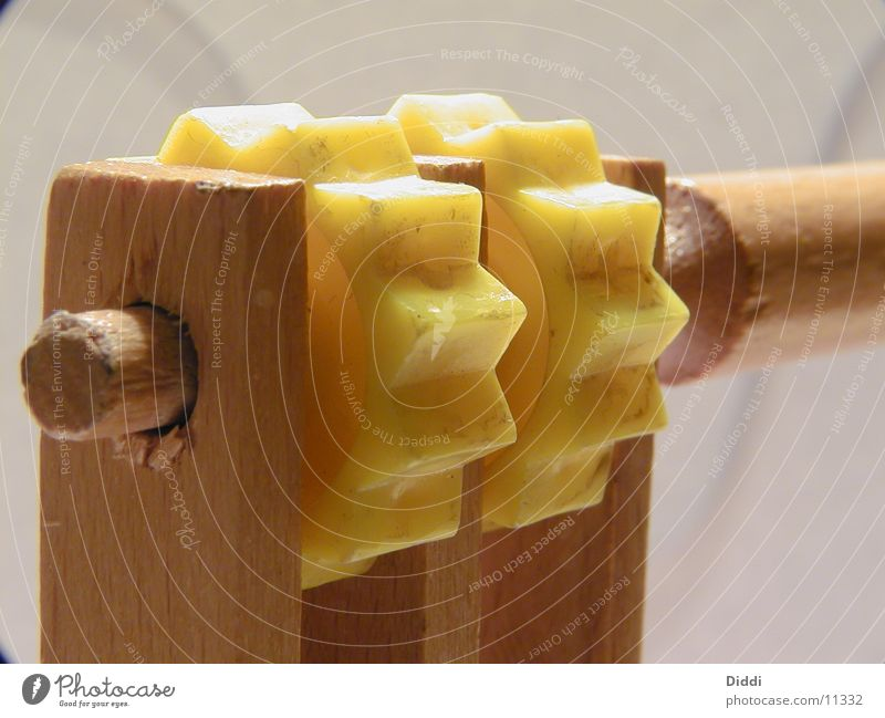 Ratsche Holz Klang Dinge