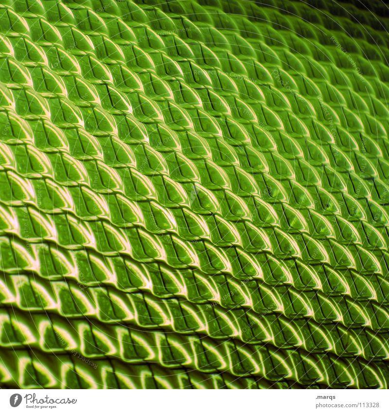 Lime weiß grün schwarz gelb dunkel hell glänzend Glas Hintergrundbild Ecke obskur Reihe Geometrie Fensterscheibe Gift