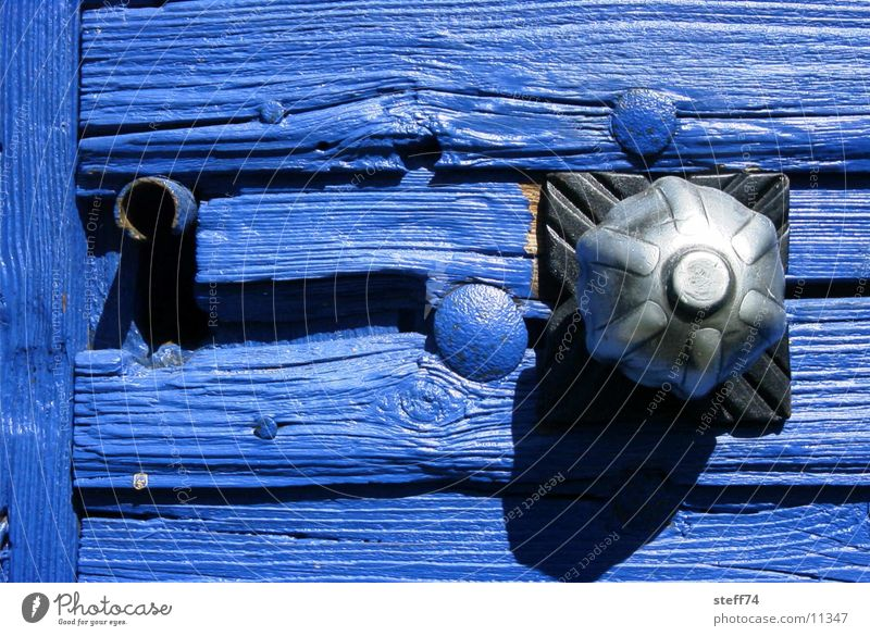 blaues kellerschloss Dinge