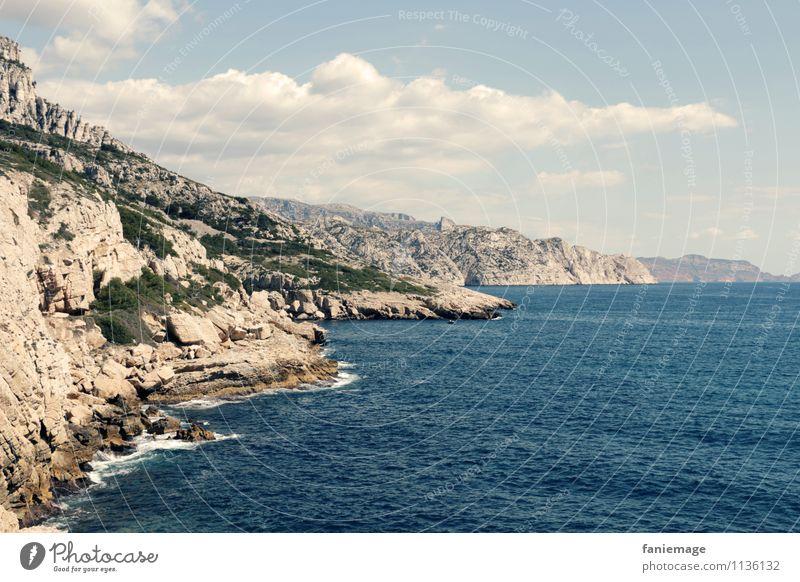 rando de Pâques Umwelt Natur Landschaft Erde Himmel Wolken Frühling Felsen Berge u. Gebirge Wellen Küste Meer Abenteuer Klettern Fußweg Panorama (Bildformat)